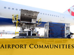 Airport Communities banner