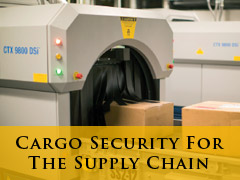 Cargo Security vertical banner