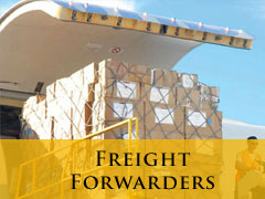 freight forwarding vertical banner