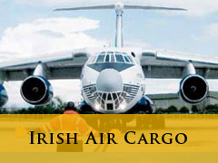 Irish Air Cargo vertical