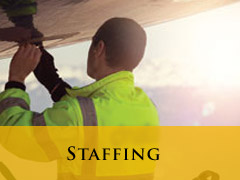 Staffing vertical banner