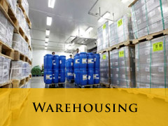 COMING SOON! warehousing vertical banner